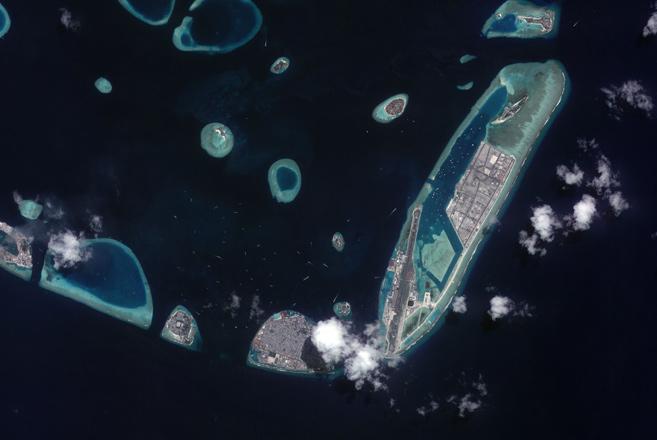 몰디브의 수도 말레